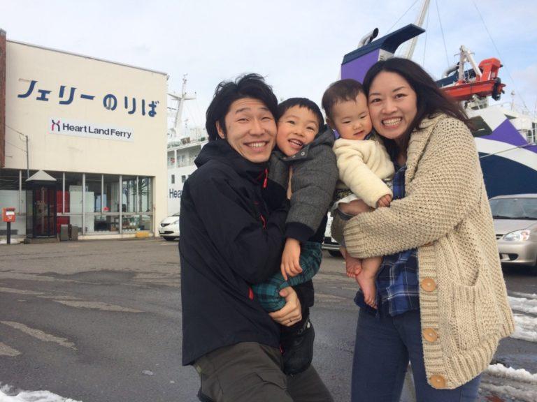 奥尻版「北の国から」奥尻島に移住してきた魅力的な変わり者