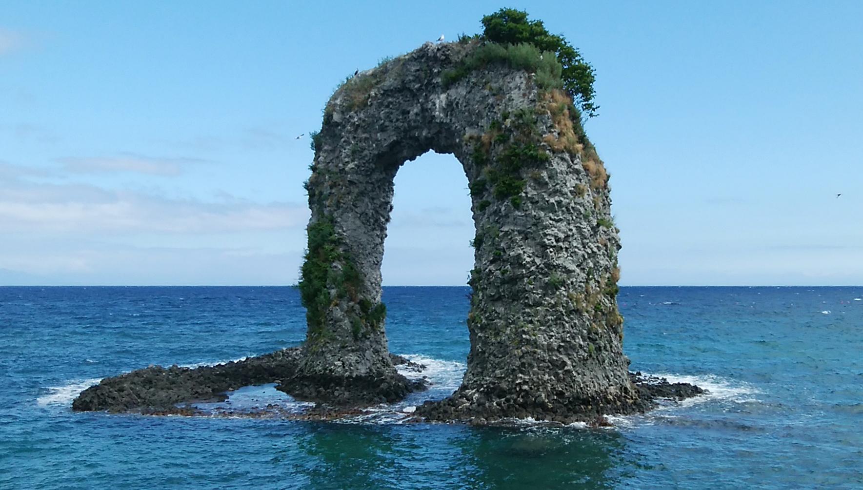 奥尻島の観光ガイドに載っていない情報を載せて行きます